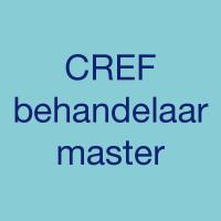 CREF behandelaar master
